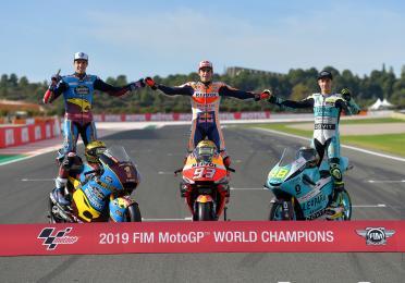 Moto2 Valencia - Finale 2019