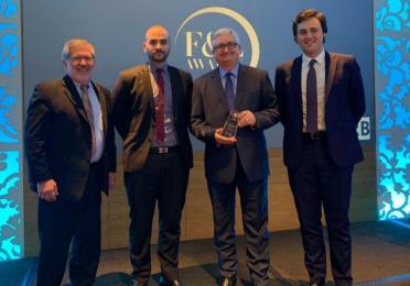 EV FLUID Award