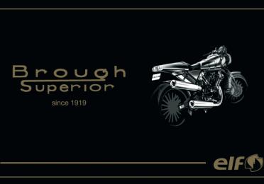 Elf -Brough Superior Partnerschaft