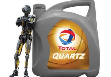 Total Quartz Robot