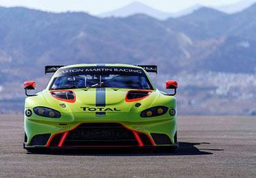 Total und Aston Martin erneuern ihre globale Partnerschaft