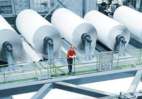 Papierindustrie