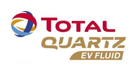 Quartz EV Fluid logo