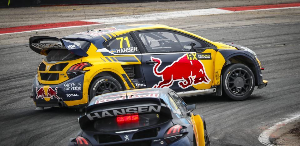 Team Hansen WRX