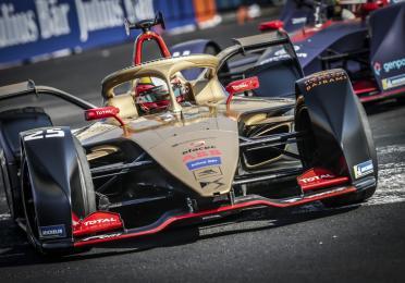 Vergne führt den Formel-E-Test in Mexiko an, 2019