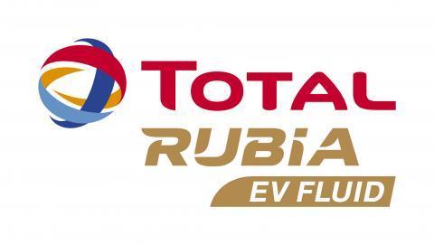 Rubia EV Fluid logo